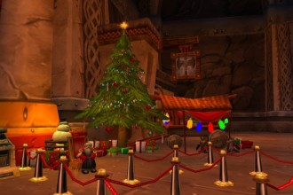 Holidays in WoW